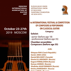 Ist International Festival and Competition MMAGI